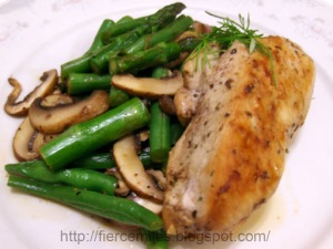 Herbed Jamaican Chicken: Escape the Boredom of Clean Eating